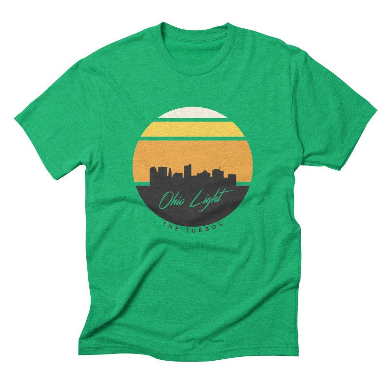 Ohio Light Men's Triblend T-Shirt by The Turbos Merch Stand