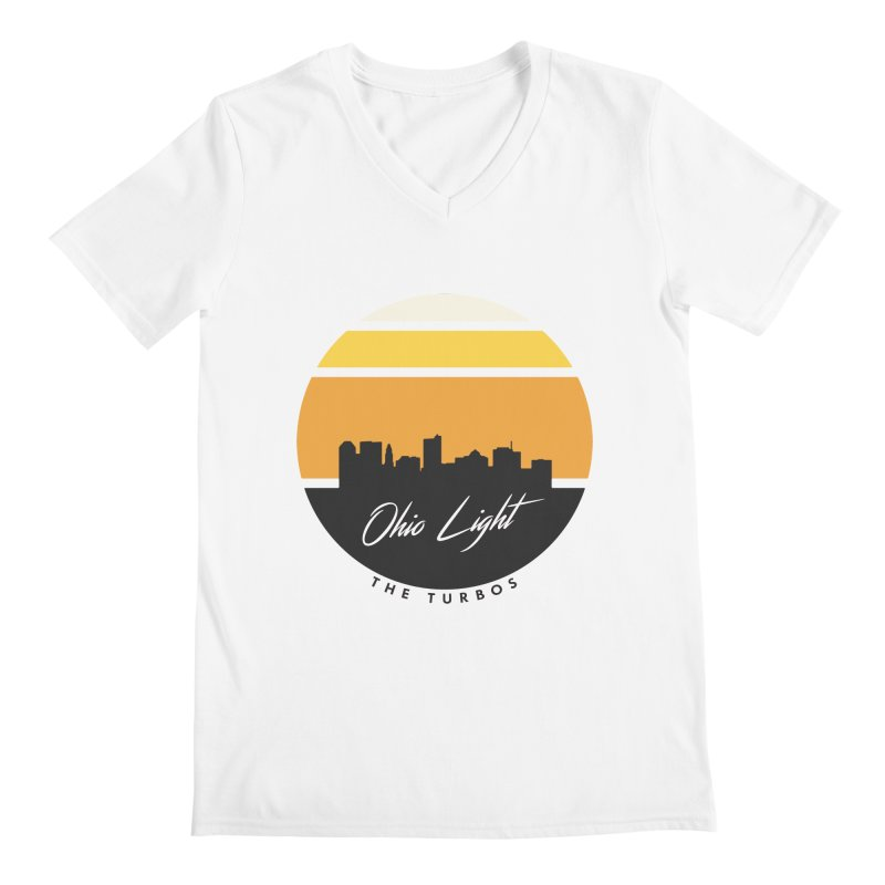 Ohio Light Men's V-Neck by The Turbos Merch Stand