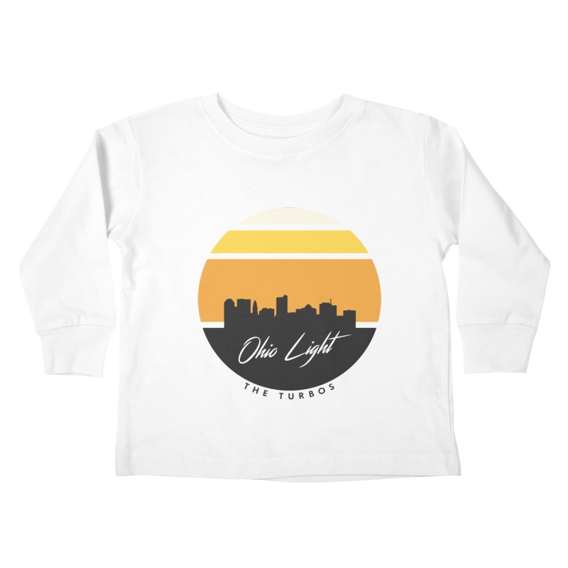 Ohio Light Kids Toddler Longsleeve T-Shirt by The Turbos Merch Stand
