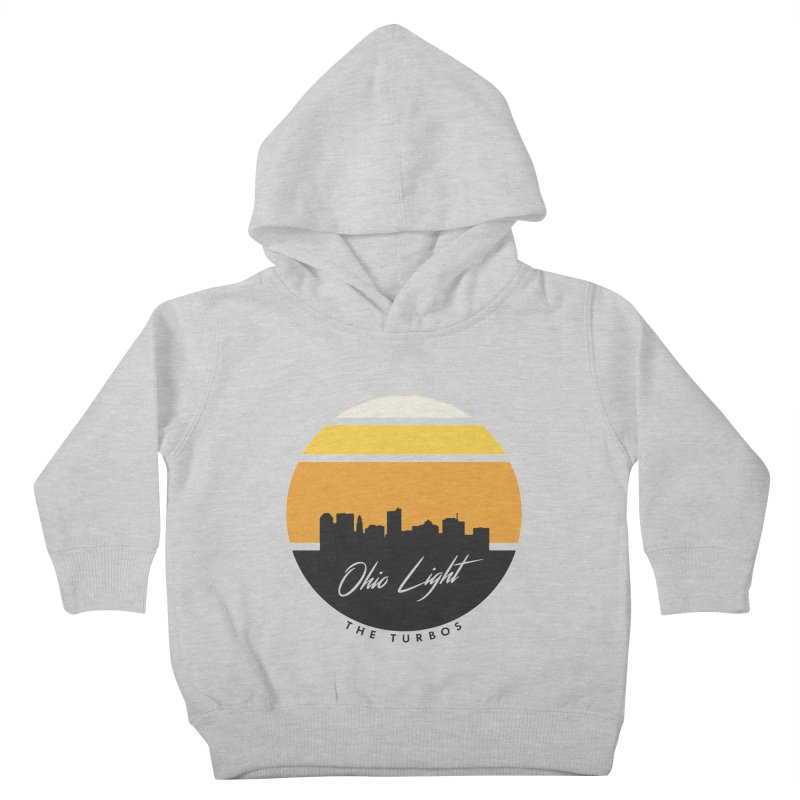 Ohio Light Kids Toddler Pullover Hoody by The Turbos Merch Stand