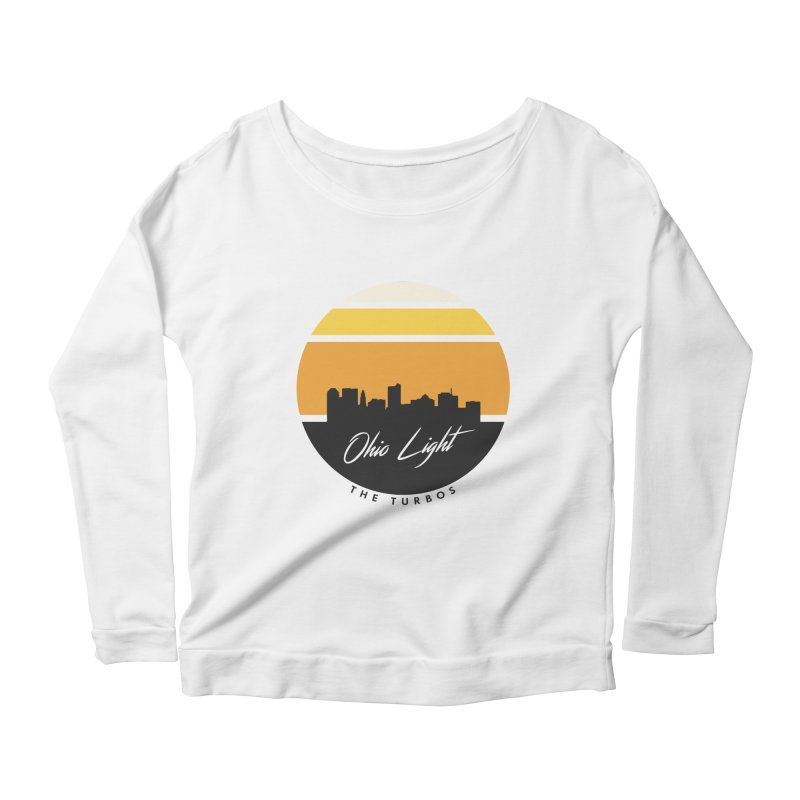Ohio Light Women's Scoop Neck Longsleeve T-Shirt by The Turbos Merch Stand