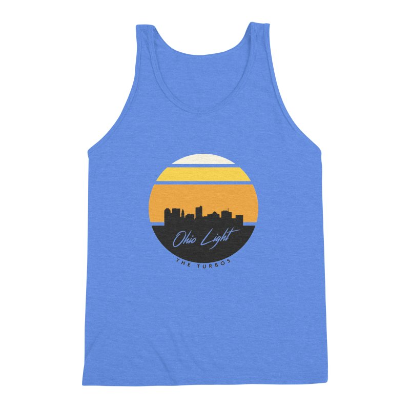 Ohio Light Men's Triblend Tank by The Turbos Merch Stand