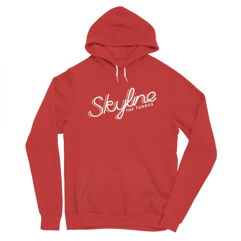 Skyline Men's Pullover Hoody by The Turbos Merch Stand