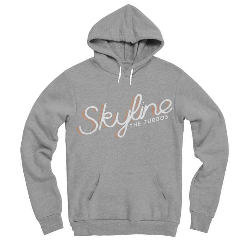 Skyline Women's Sponge Fleece Pullover Hoody by The Turbos Merch Stand