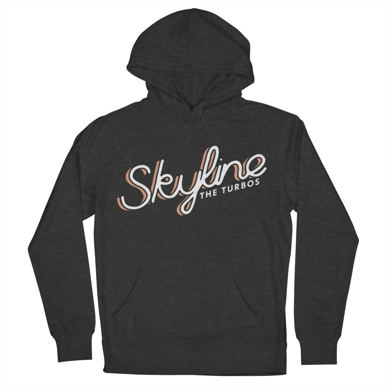 Skyline Men's French Terry Pullover Hoody by The Turbos Merch Stand