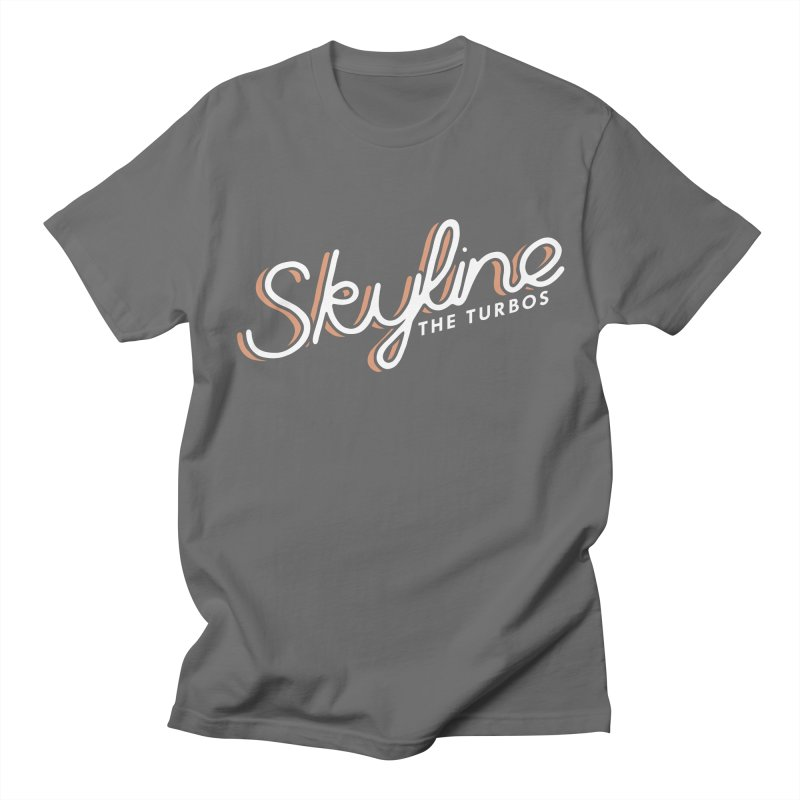 Skyline Men's T-Shirt by The Turbos Merch Stand