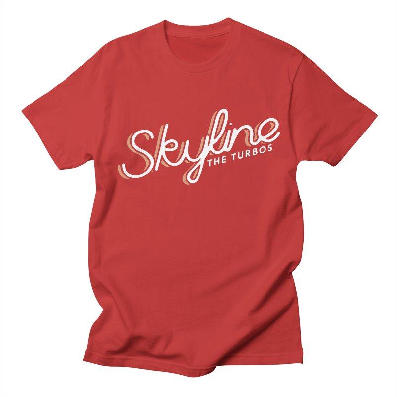 Skyline Men's Regular T-Shirt by The Turbos Merch Stand