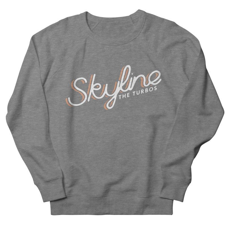Skyline Women's French Terry Sweatshirt by The Turbos Merch Stand