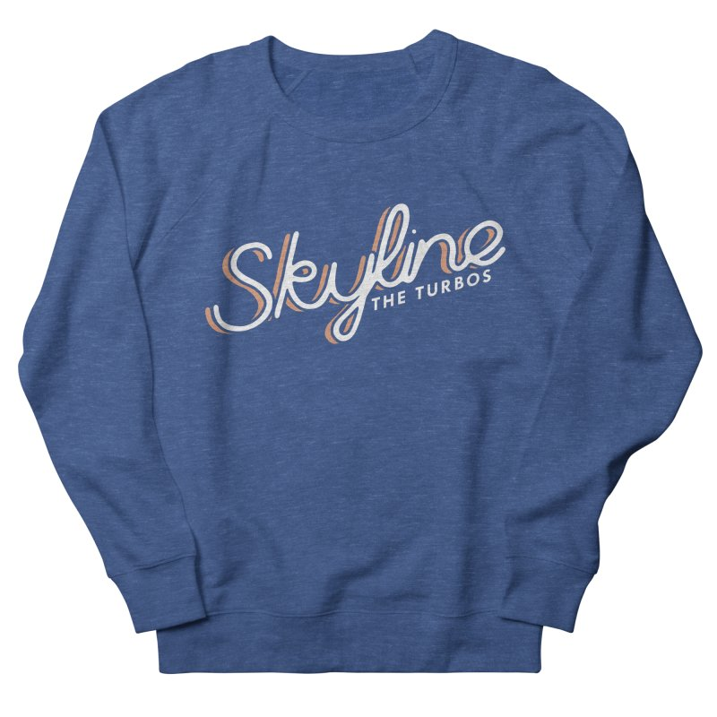 Skyline Men's Sweatshirt by The Turbos Merch Stand