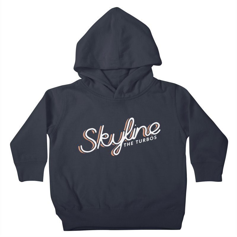Skyline Kids Toddler Pullover Hoody by The Turbos Merch Stand