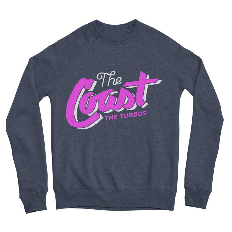 The Coast Women's Sponge Fleece Sweatshirt by The Turbos Merch Stand