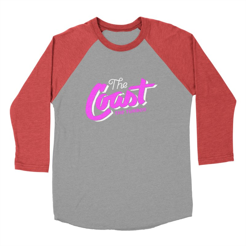 The Coast Men's Longsleeve T-Shirt by The Turbos Merch Stand