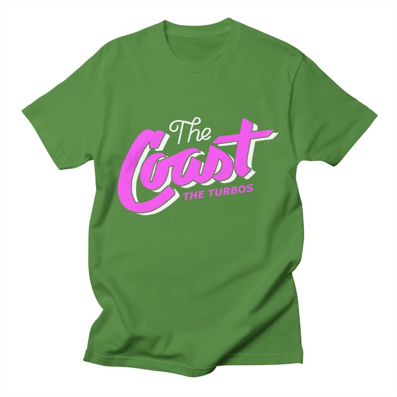 The Coast Women's Regular Unisex T-Shirt by The Turbos Merch Stand