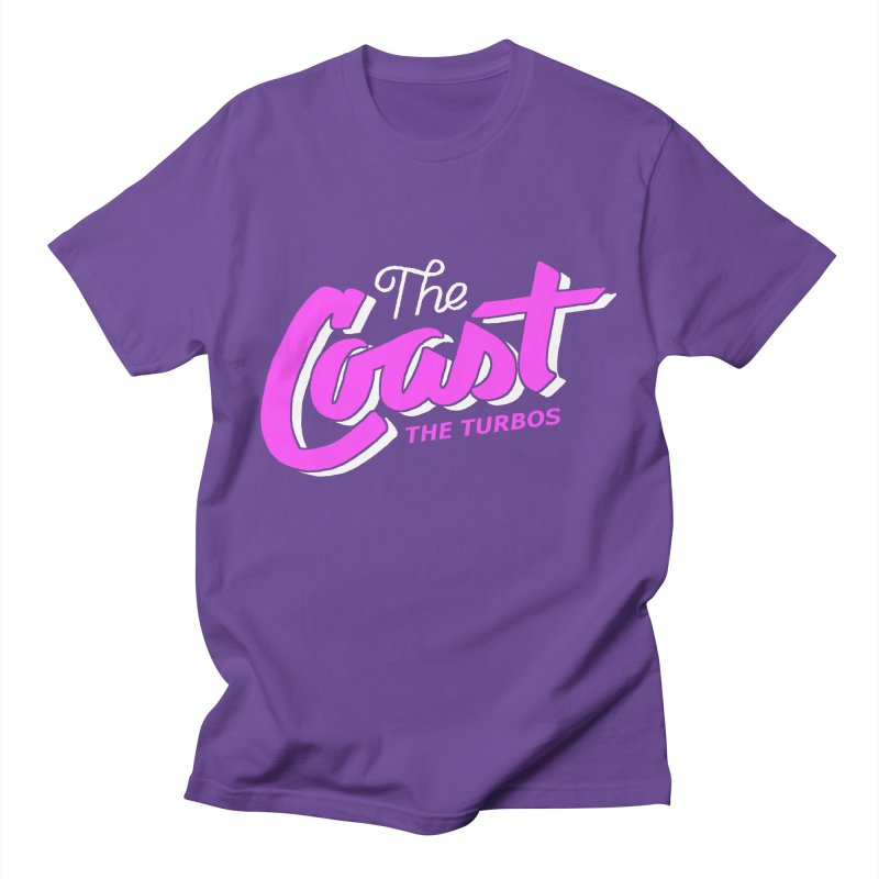 The Coast Men's Regular T-Shirt by The Turbos Merch Stand