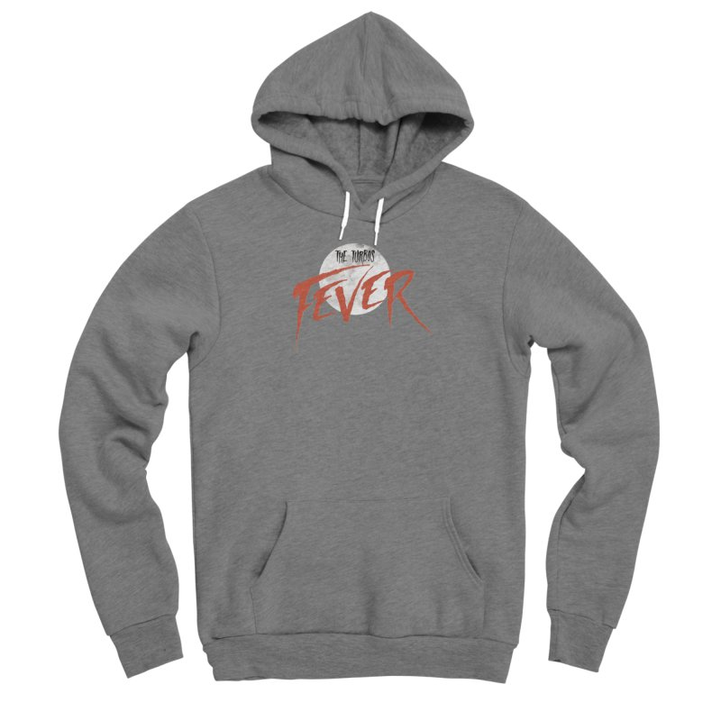 Fever Men's Pullover Hoody by The Turbos Merch Stand