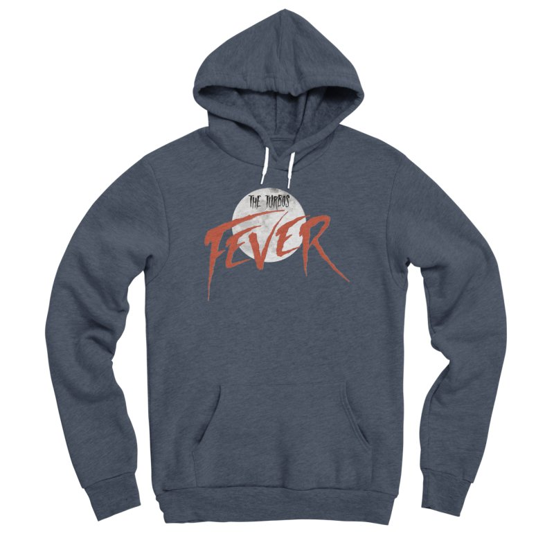 Fever Men's Sponge Fleece Pullover Hoody by The Turbos Merch Stand