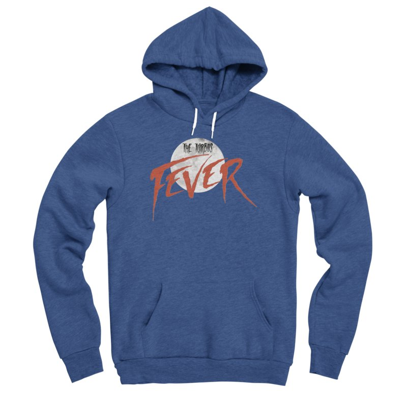 Fever Women's Sponge Fleece Pullover Hoody by The Turbos Merch Stand