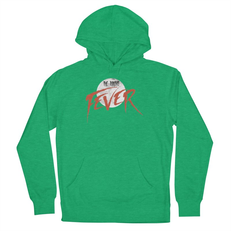 Fever Men's French Terry Pullover Hoody by The Turbos Merch Stand
