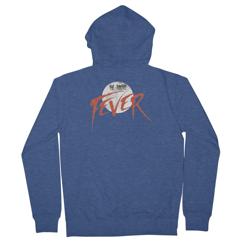 Fever Women's Zip-Up Hoody by The Turbos Merch Stand