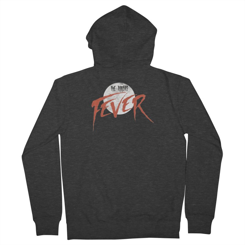 Fever Men's French Terry Zip-Up Hoody by The Turbos Merch Stand