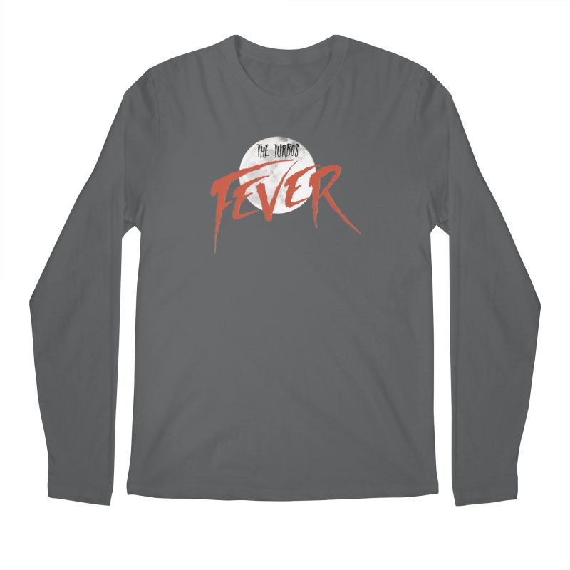 Fever Men's Regular Longsleeve T-Shirt by The Turbos Merch Stand