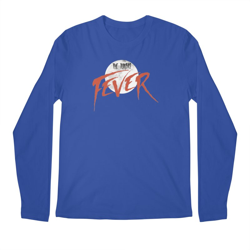 Fever Men's Regular Longsleeve T-Shirt by The Turbos Merch Stand