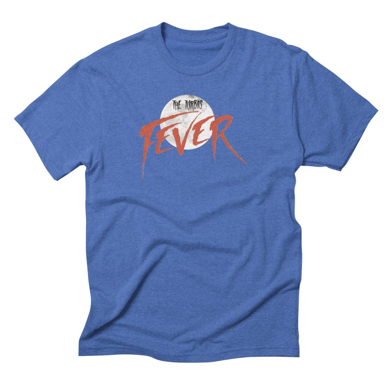 Fever Men's T-Shirt by The Turbos Merch Stand