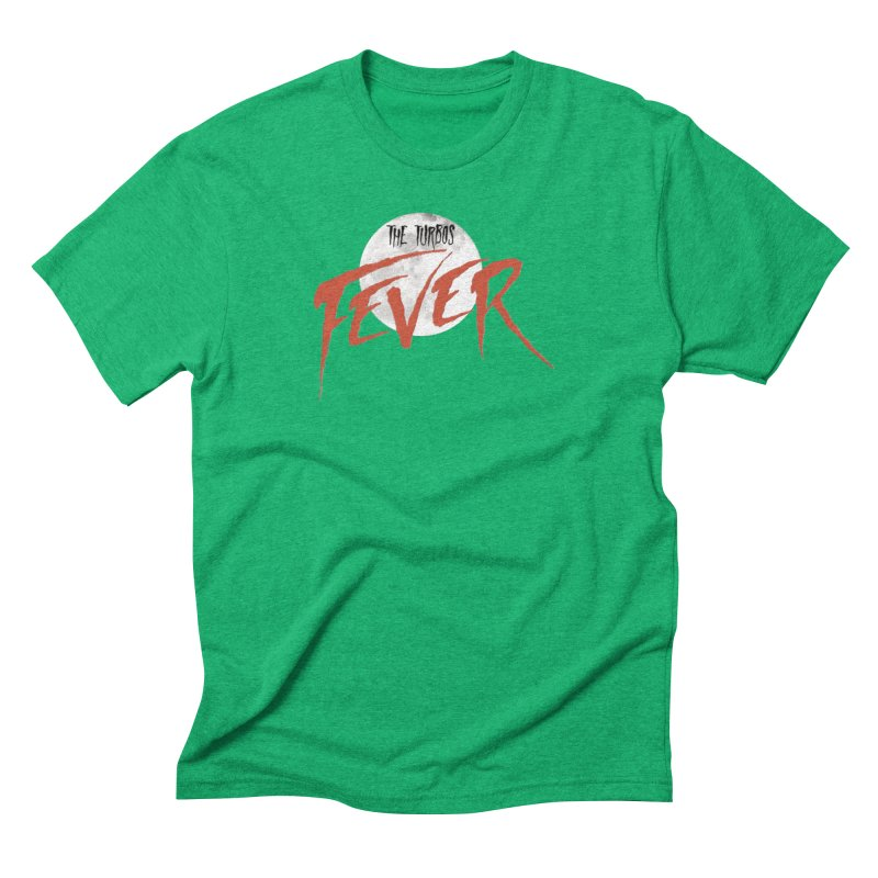 Fever Men's Triblend T-Shirt by The Turbos Merch Stand