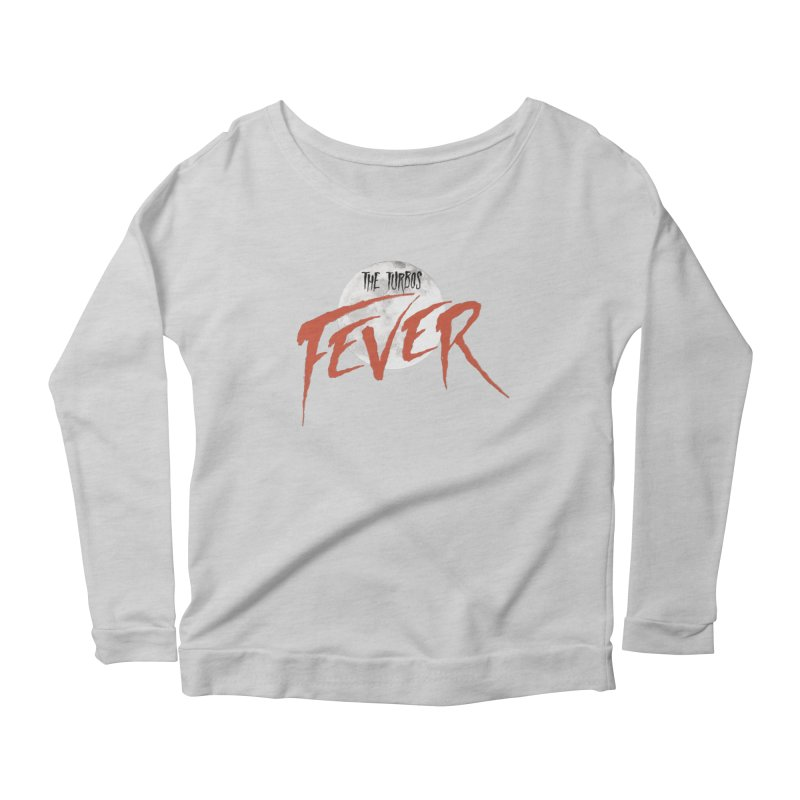 Fever Women's Scoop Neck Longsleeve T-Shirt by The Turbos Merch Stand