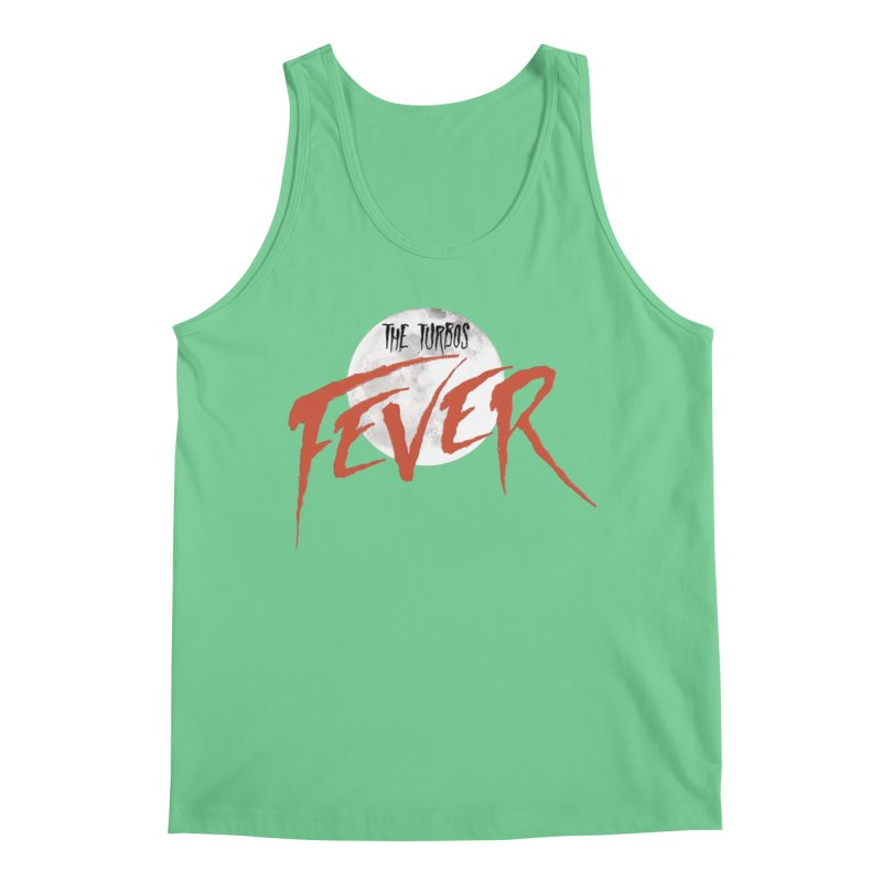 Fever Men's Regular Tank by The Turbos Merch Stand