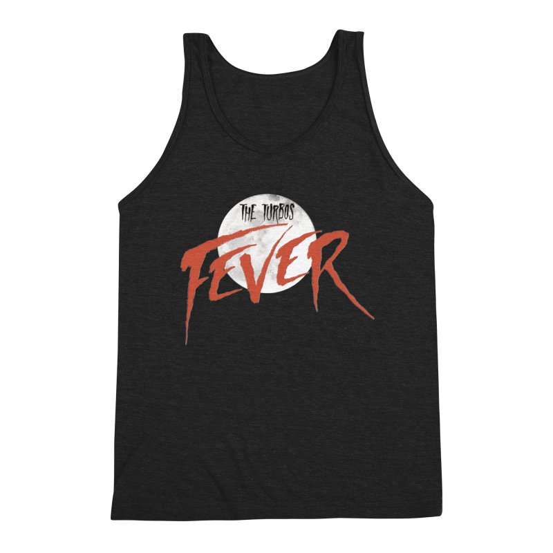 Fever Men's Triblend Tank by The Turbos Merch Stand