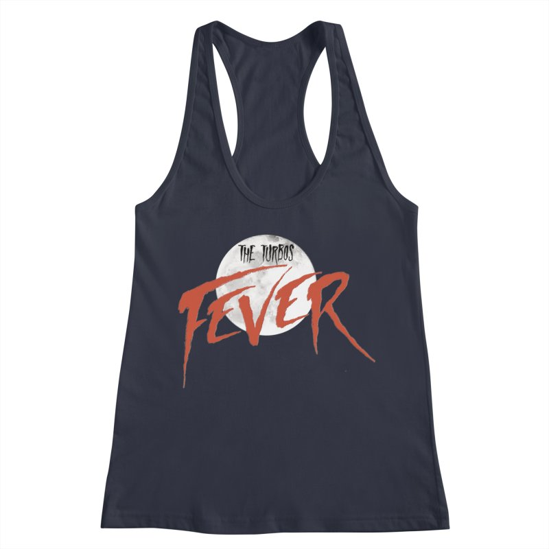 Fever Women's Racerback Tank by The Turbos Merch Stand