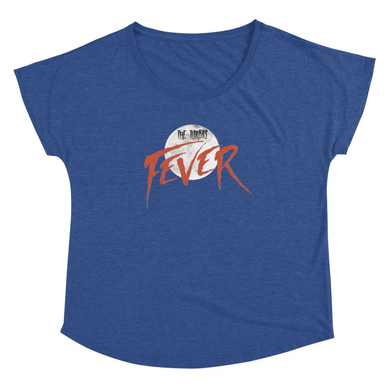 Fever Women's Scoop Neck by The Turbos Merch Stand