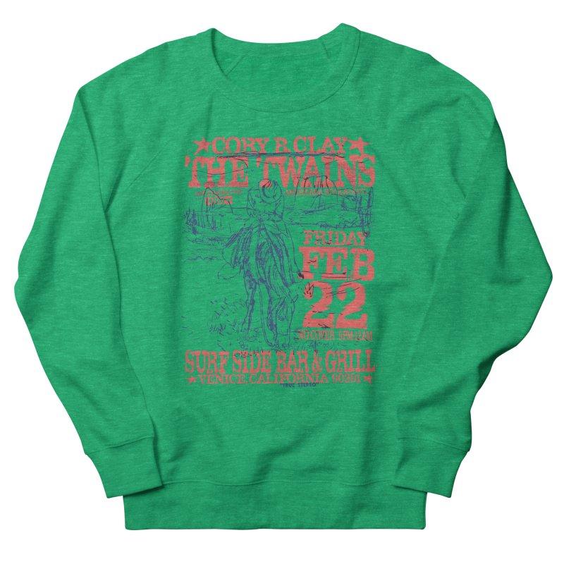 Twains Surfside On the Trail Women's Sweatshirt by The Twains' Artist Shop