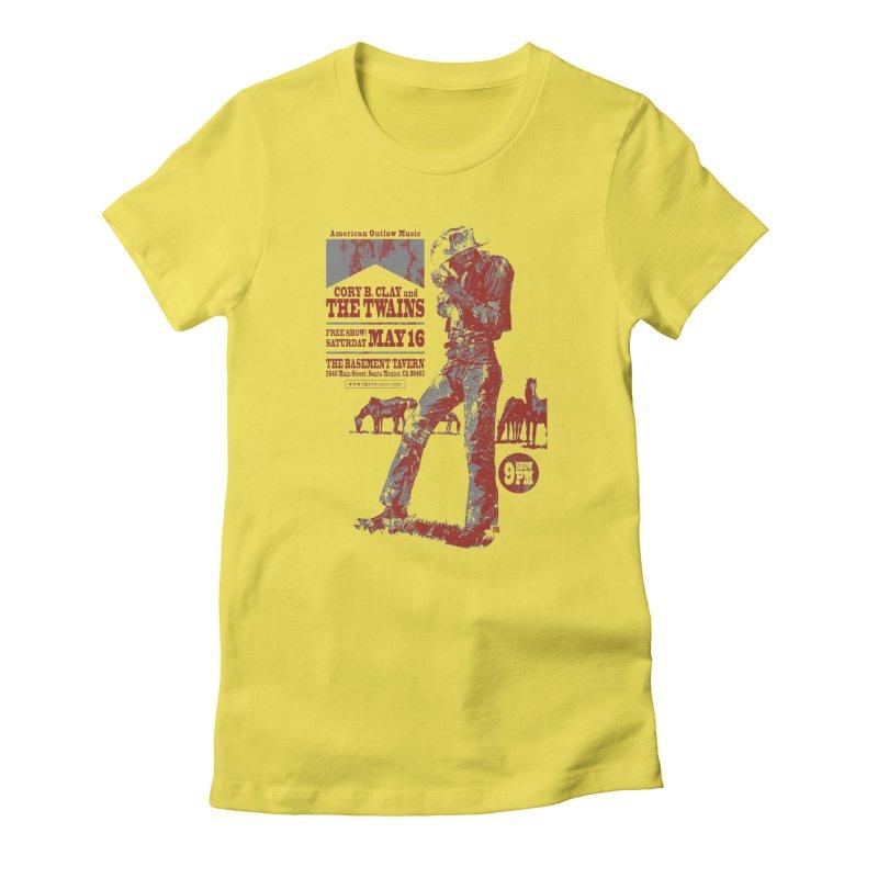 The Twains Marlboro Country Women's T-Shirt by The Twains' Artist Shop