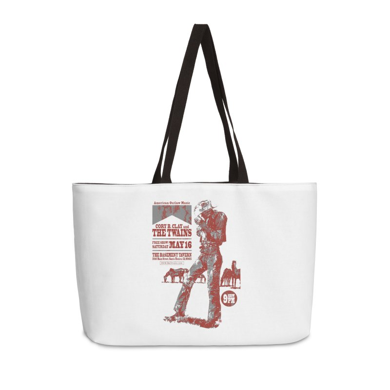 The Twains Marlboro Country Accessories Bag by The Twains' Artist Shop