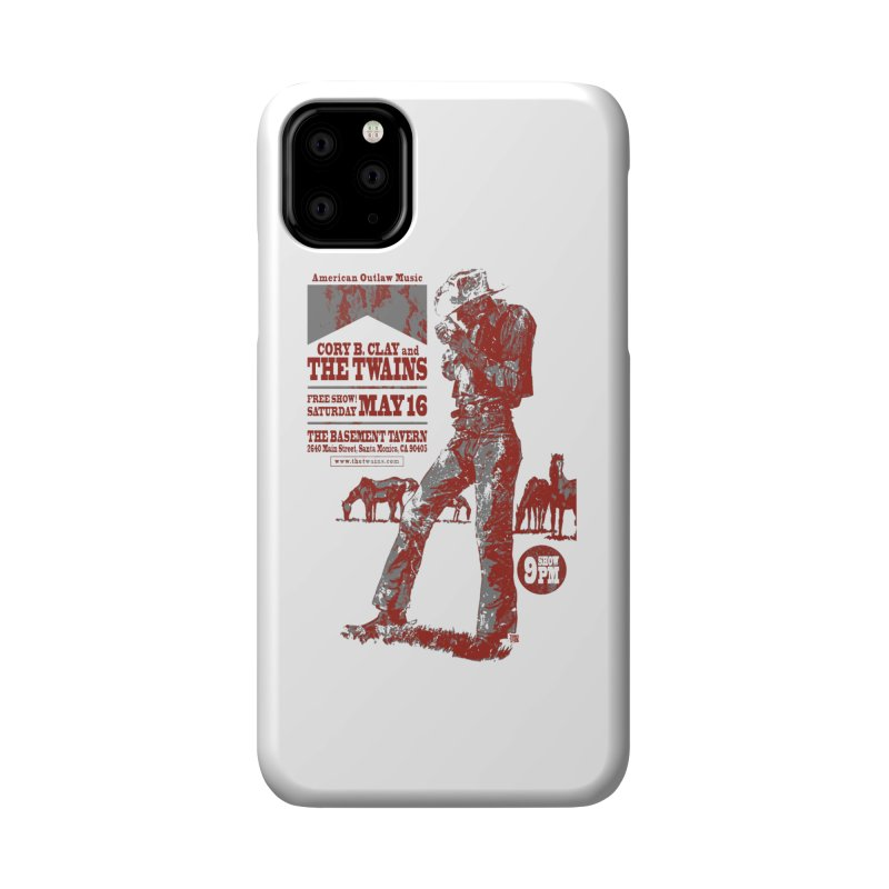 The Twains Marlboro Country Accessories Phone Case by The Twains' Artist Shop