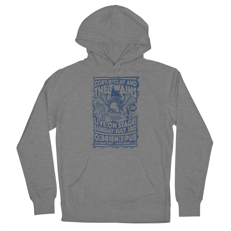 Twains Screaming Eagle Two Women's Pullover Hoody by The Twains' Artist Shop