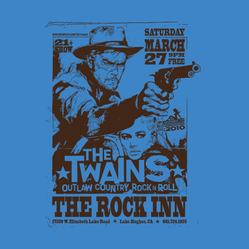 The Twains Rock Inn Women's Sweatshirt by The Twains' Artist Shop