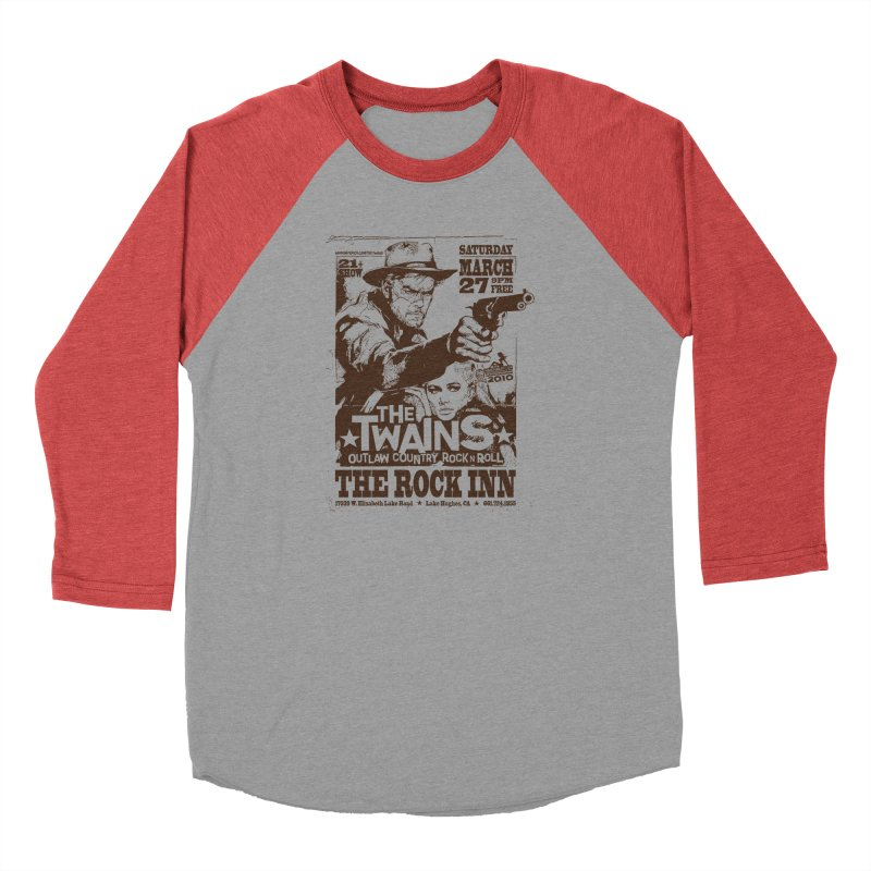 The Twains Rock Inn Men's Longsleeve T-Shirt by The Twains' Artist Shop