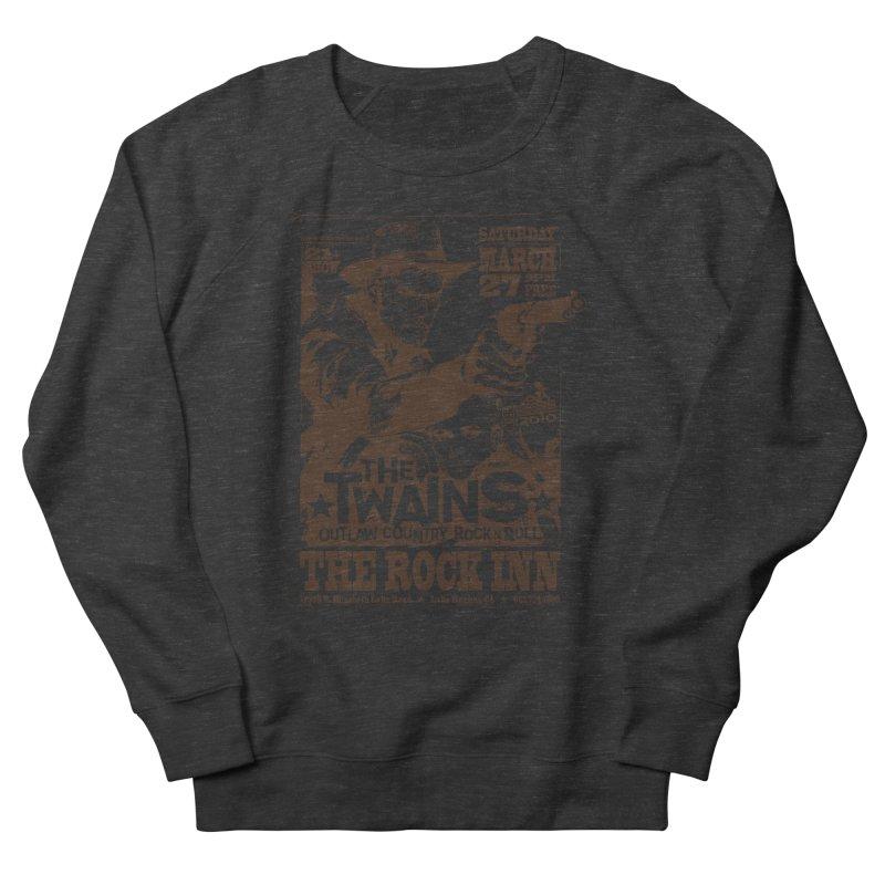 The Twains Rock Inn Men's Sweatshirt by The Twains' Artist Shop