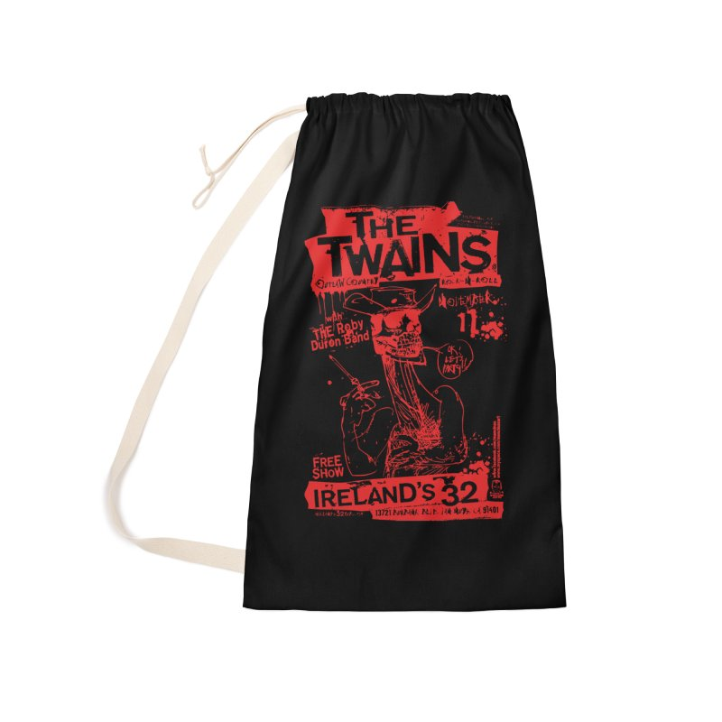 Ireland 32s Gonzo Party Accessories Bag by The Twains' Artist Shop