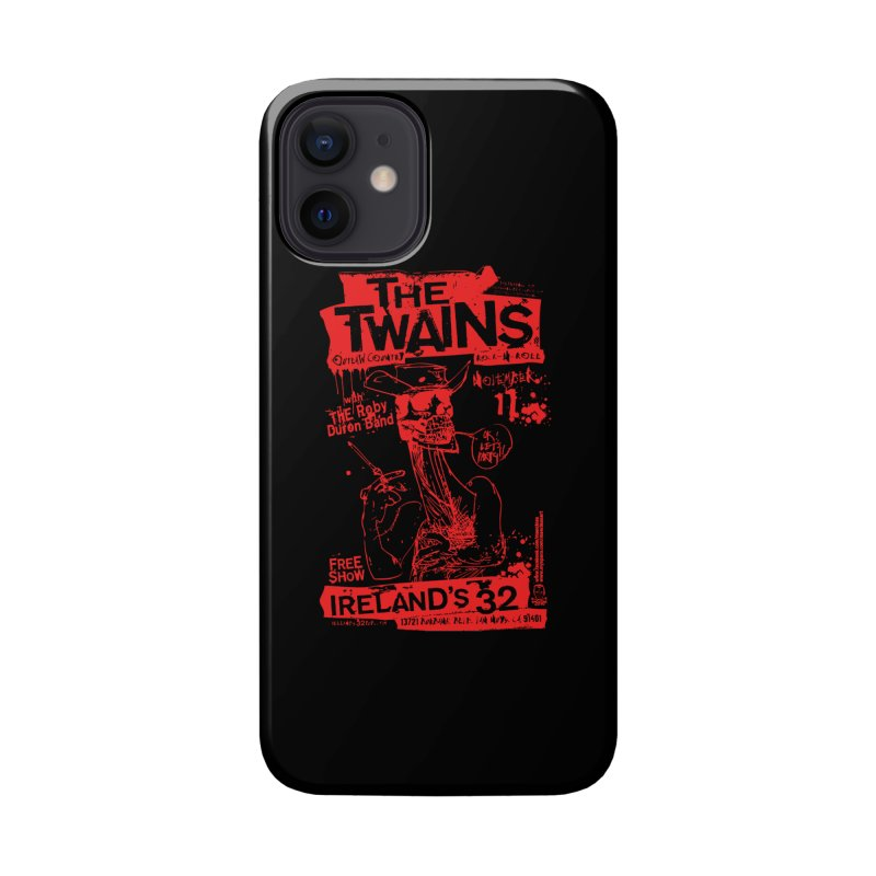 Ireland 32s Gonzo Party Accessories Phone Case by The Twains' Artist Shop