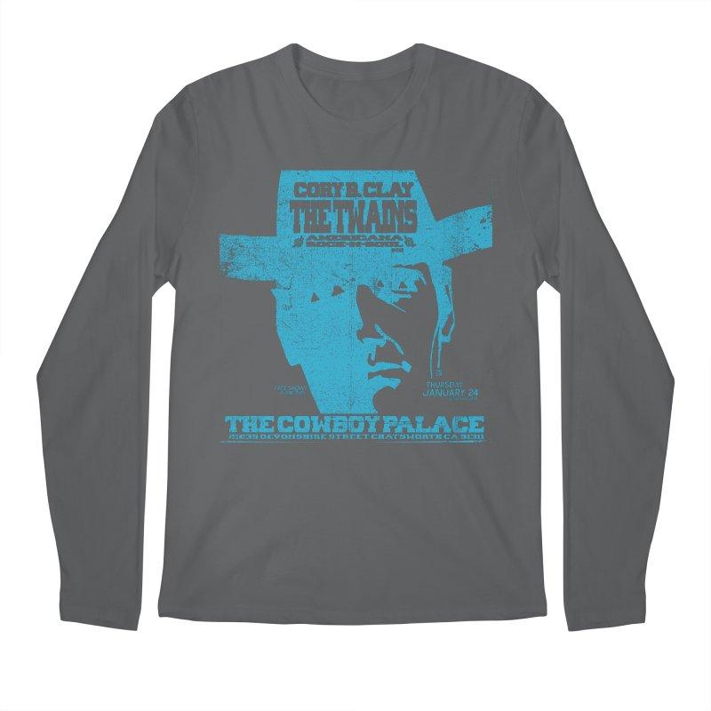 Twains Cowboy Palace Men's Longsleeve T-Shirt by The Twains' Artist Shop