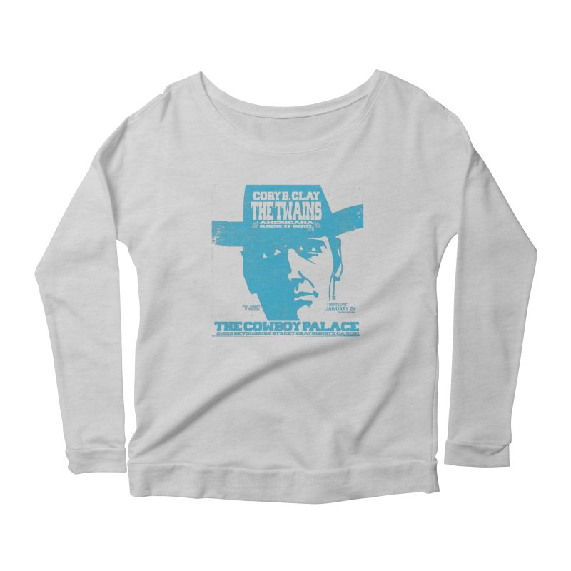 Twains Cowboy Palace Women's Longsleeve T-Shirt by The Twains' Artist Shop
