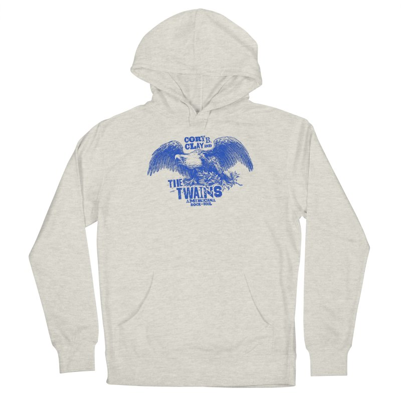 Twains CD American Eagle Men's Pullover Hoody by The Twains' Artist Shop