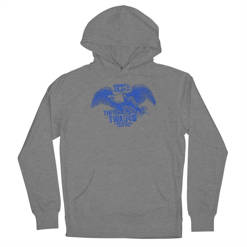 Twains CD American Eagle Women's Pullover Hoody by The Twains' Artist Shop