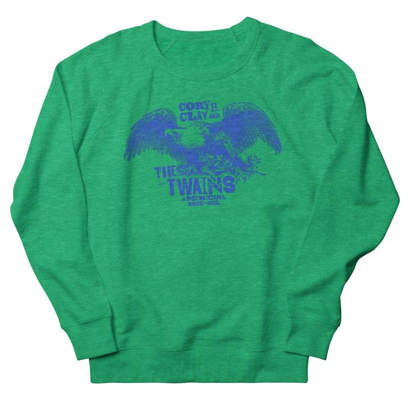 Twains CD American Eagle Women's Sweatshirt by The Twains' Artist Shop