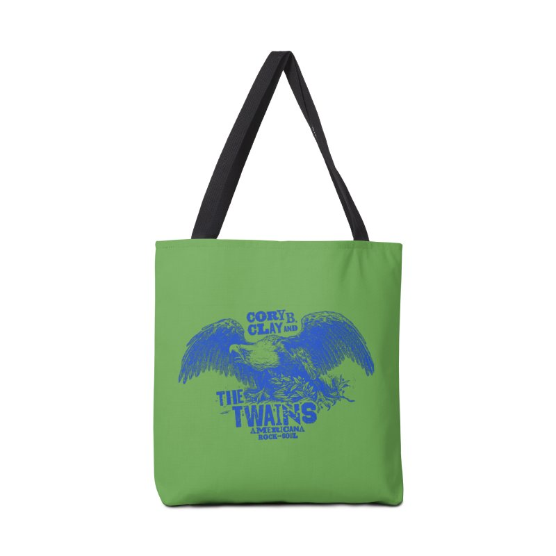 Twains CD American Eagle Accessories Bag by The Twains' Artist Shop
