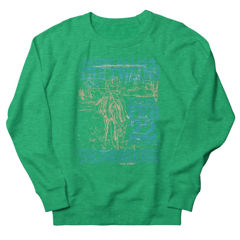 Twains Surfside on the Trail Too Women's Sweatshirt by The Twains' Artist Shop